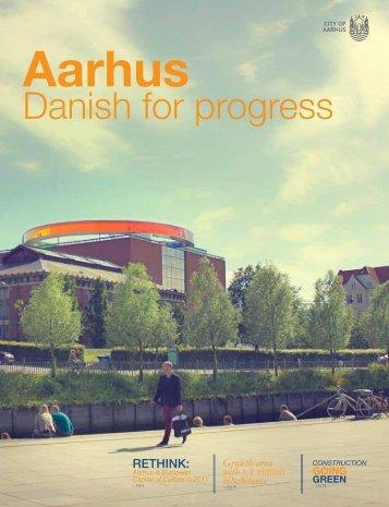 Danish for progress - Aarhus.dk