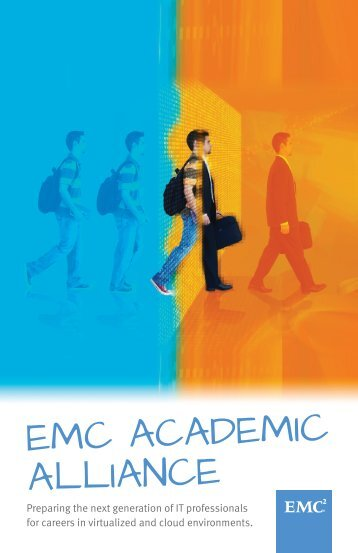 emc academic alliance - EMC Education, Training, and Certification