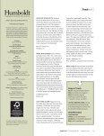 Download Now - Humboldt Magazine - Humboldt State University - Page 5