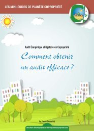 Comment obtenir un audit efficace - Ademe Ile de France