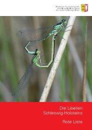 Libellen - Schleswig-Holstein