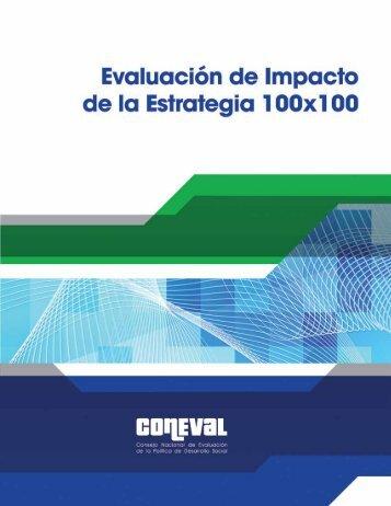 TÍTULO DEL INFORME O ESTUDIO - Coneval