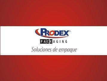 Presentación Corporativa - Prodex
