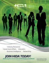 Membership brochure - Hida