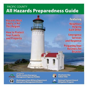 Pacific County - All Hazards Guide - Washington State Emergency ...