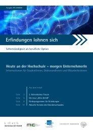 Erfindungen lohnen sich - IBH GmbH u. Akademie für Weiterbildung ...