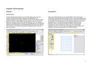 Vergleich CAD-Programme