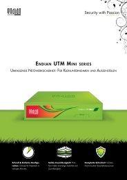 Endian UTM Mini Series