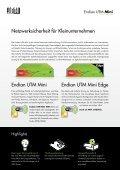 Endian UTM Mini Series - Seite 2
