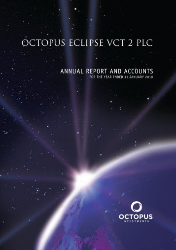 Eclipse VCT 2 Annual Report - Octopus Investments