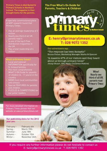 Primary media 1 - Primary Times