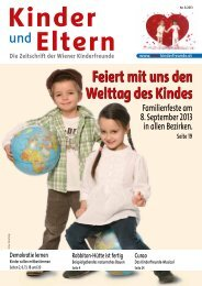 KuE 2013-3 - Wien - Kinderfreunde