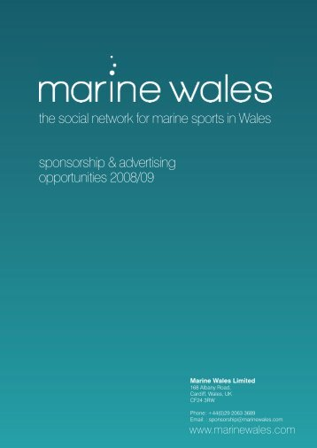 marine_wales_sposorpack:Layout 1 - The UK Sponsorship Database