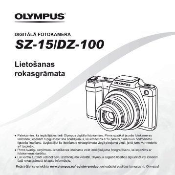 SZ-15/DZ-100 - Olympus