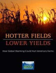 hotter fields lower yields - Public Interest Network