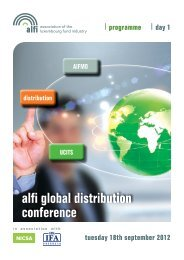 alfi global distribution conference