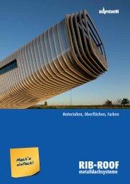 Materialien, Oberflächen, Farben - Zambelli GmbH & Co. KG