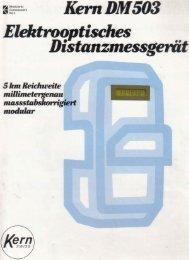 Kern DM503
