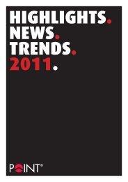 HIGHLIGHTS. NEWS. TRENDS. 2011.