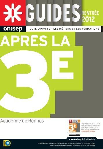 Guide3eRennes w - Académie de Rennes