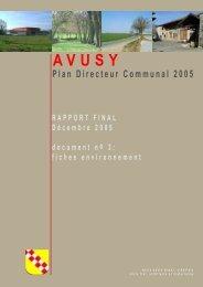 PD AVUSY doc 3 fiches environnement.indd - Etat de Genève