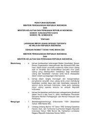 PERATURAN BERSAMA - Direktorat Jenderal Bea dan Cukai