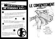 LE CONSENTEMENT - Infokiosques.net