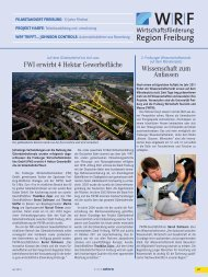 WRF_0713.pdf 3,74 MB - Wirtschaftsförderung Region Freiburg eV
