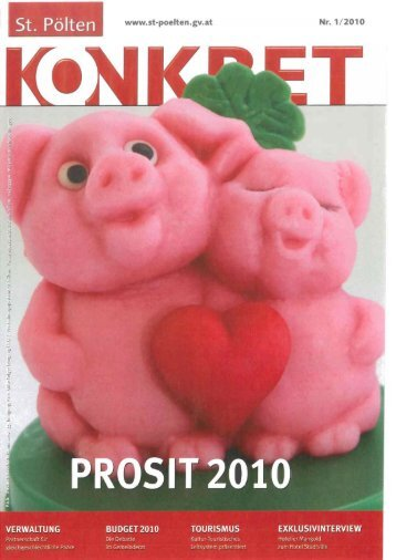 www.st-poelten.gv.at Nr. 1 /201