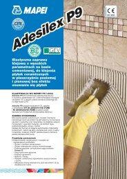 Adesilex P9 - Mapei