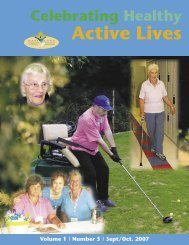 ALCOA newsltr Sep 07.indd - Active Living Coalition for Older Adults