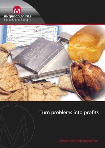 Turn problems into profits - Delta Strumenti S.r.l.