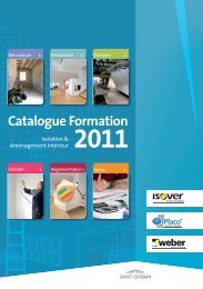 Catalogue Formation - Isover