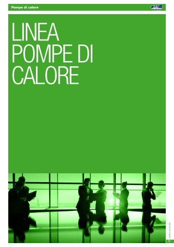 scarica il catalogoPompe di calore - Tekno Point