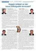Krónikus vita - Savaria Fórum - Page 7