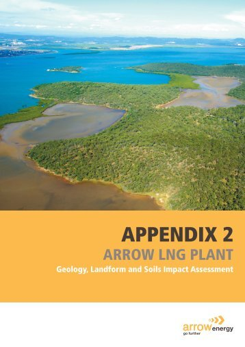 APPENDIX 2 - Arrow Energy