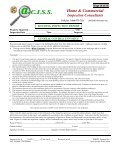 Publication2 (Read-Only) - aciss Home & Commercial Inspection ... - Page 2