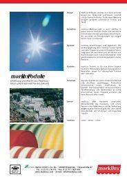 Wintergartenmarkisen (PDF) - Labatzki GmbH