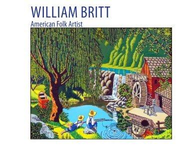 WilliAm Britt - Pure Vision Arts