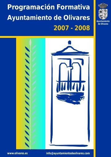 Programación Formativa de actividades 2007/2008 - Ayuntamiento ...