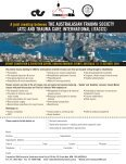 Table of Contents and Publisher's information - International Trauma ... - Page 4