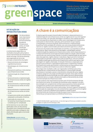 A chave é a comunicaçãoa - The Regional Environmental Center for ...