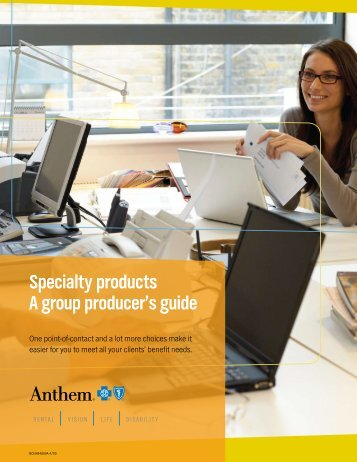 Producer Guides - May Insurance Services, Inc.
