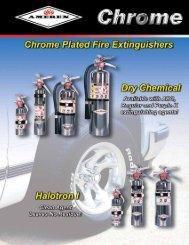 Chrome Sheet - Amerex Corporation