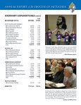 ANNUAL REPORT of the DIOCESE OF METUCHEN - Page 5