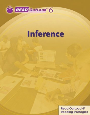Read:OutLoud Reading Strategies - Inference - Shoreline