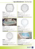 SPAS A D EB O R D EM EN T / O VER FLO W SPA - Eurostil - Page 3