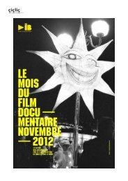 visions sociales - Le Mois du Film Documentaire