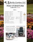 Poly Furniture Collection 2010 - Page 2