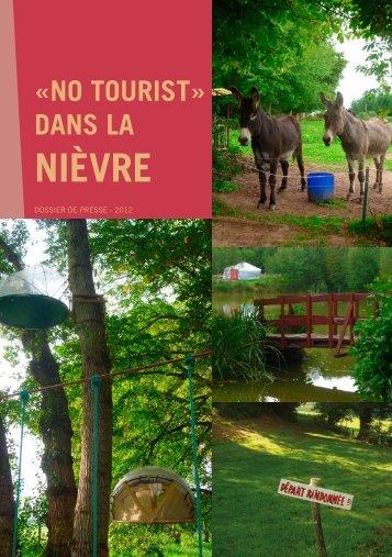 Dossier de Presse 2012 - Bourgogne Tourisme